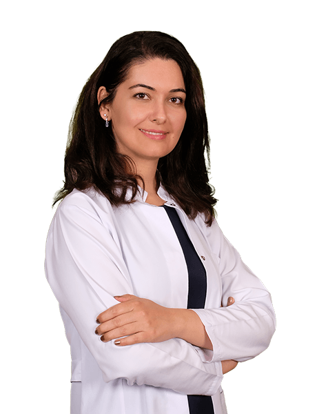 Assist. Prof. IŞIL FAZİLET TURNA, M.D.
