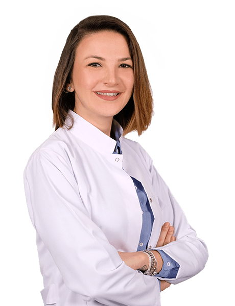 Clinical Psychologist SENA SİVRİ, MSc