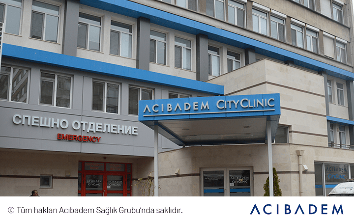 City Clinic Cardiac Surgery Hospital Burgas Tıp Merkezi